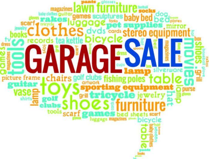 All Church Garage Sale! – Immanuel Presbyterian Church